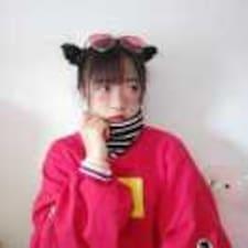 Perfil do utilizador de 贺心怡