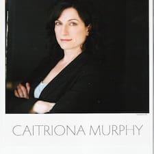 Caitriona的用戶個人資料