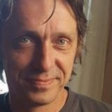 Fredrik felhasználói profilja