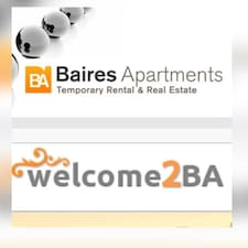 BairesApartments & Welcome2BA Brukerprofil