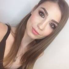 Tijana felhasználói profilja