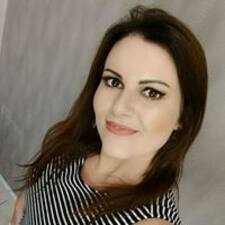 Profil korisnika Cíntia