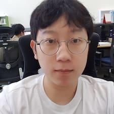 Jungki - Uživatelský profil