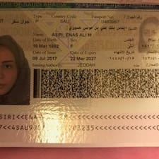 Enas Ali User Profile