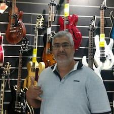 Profil utilisateur de Jose Augusto