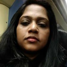 Gebruikersprofiel Amitha