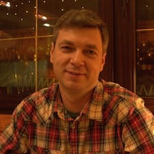 Vladimir的用戶個人資料