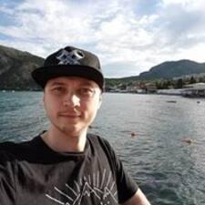 Profil Pengguna Денис