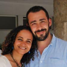 Nutzerprofil von Fátima & João