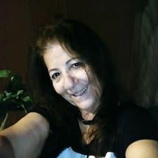 Profil utilisateur de Vanda