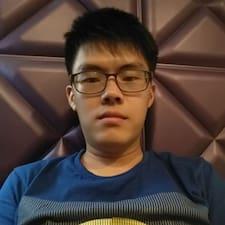 Henkilön Jing Wei käyttäjäprofiili