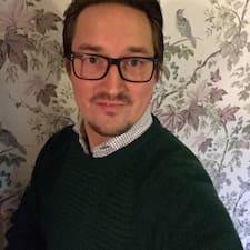 Användarprofil för Henrik