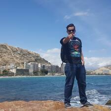 Cristian Ivan - Uživatelský profil