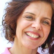 Profil utilisateur de Marília