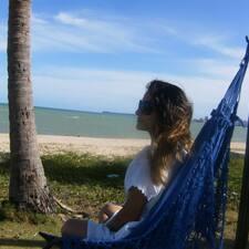 Profilo utente di Camila Danielle Aragão
