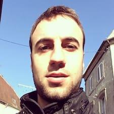 Josué felhasználói profilja