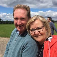 Sue And  Husband Jon Kullanıcı Profili