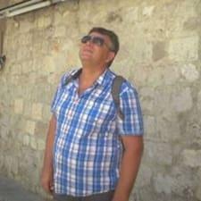 Kálmán felhasználói profilja