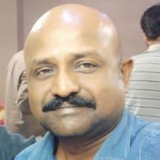 Gandhi - Uživatelský profil