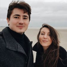 Gebruikersprofiel Josephine & Vitaly