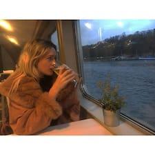 Nutzerprofil von Mathilde