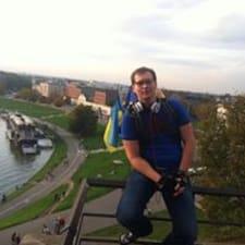Perfil do utilizador de Stanislav