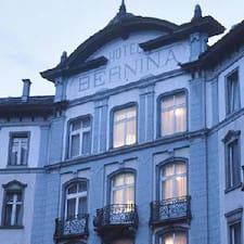 Bernina1865 Brukerprofil