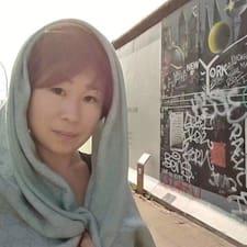 Profil utilisateur de Yingqiong