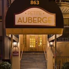 Gebruikersprofiel Petite Auberge