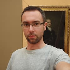 Профиль пользователя Tomáš