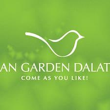 Профиль пользователя An Garden