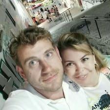 Andrey felhasználói profilja