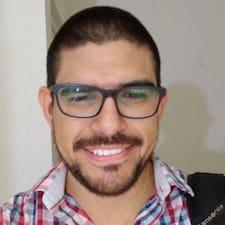 Oswaldo的用戶個人資料
