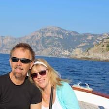 John & Carol felhasználói profilja
