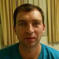 Anderson felhasználói profilja