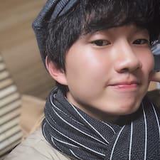 Gebruikersprofiel Joon Tae