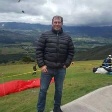 โพรไฟล์ผู้ใช้ Juan Guillermo