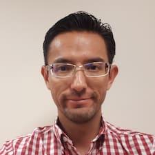 Användarprofil för Marco Antonio