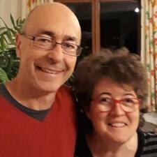 Profil korisnika Catherine Et Jean Michel