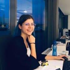 Eglė felhasználói profilja