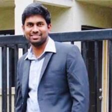 Prudhvi Raj felhasználói profilja