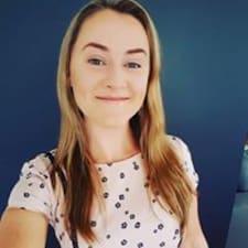 Abbie felhasználói profilja