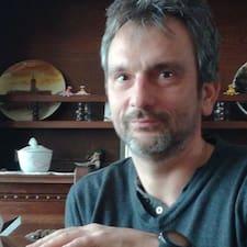 Profil utilisateur de Jean Christophe