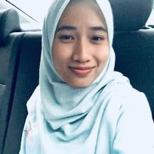 Nur Suliyana felhasználói profilja