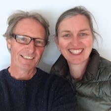Linda & Duncan to Superhost.