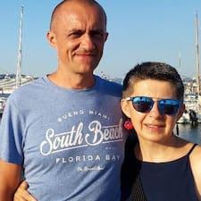Profil utilisateur de Hanna I Krzysztof