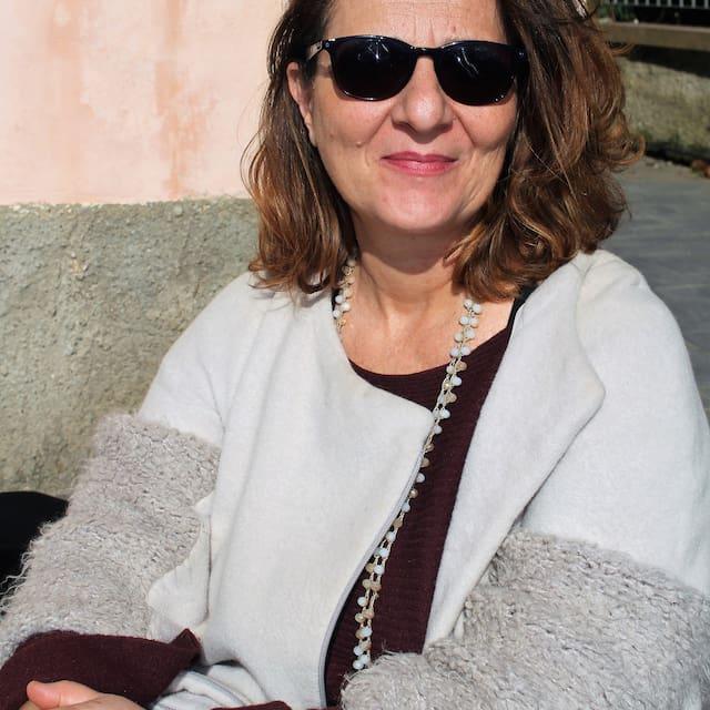 Profil uporabnika Lucia