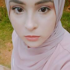Yasmeana Brugerprofil