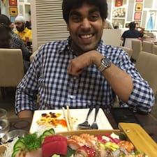 Abhimanyu Ajay User Profile