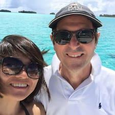 Profil korisnika Jane & Philippe